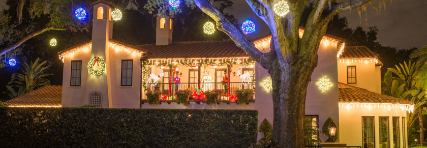with over 20 years experience leading the industry as the original pioneer of christmas holiday lighting in central florida we strive to make your